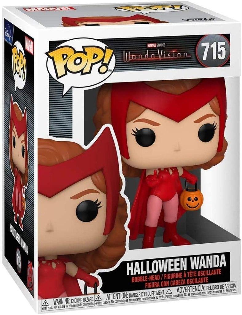 WandaVision Halloween Funko Pop