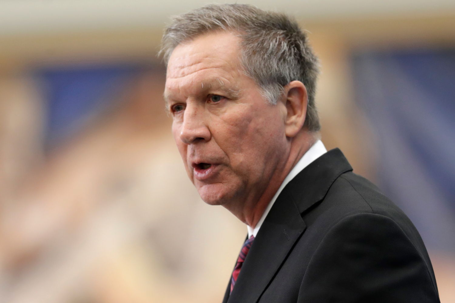 Never Trump? Never Mind. John Kasich Concedes It's Trump's Party Now