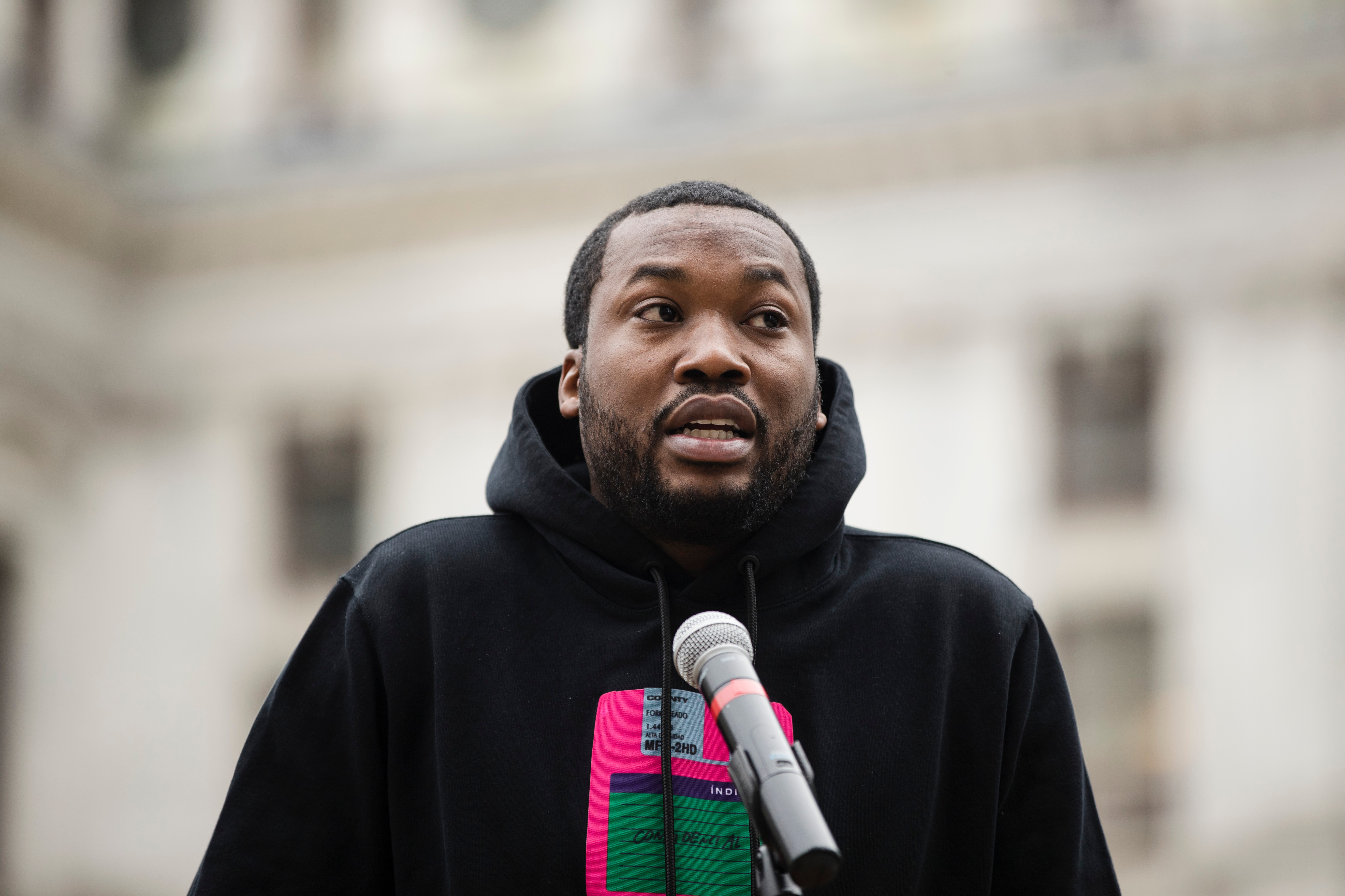 Meek Mill Blasts 'Racist as Hell' Las Vegas Hotel for Banning Him 'Without Incident'