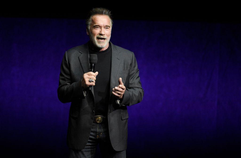 Arnold Schwarzenegger 'Fine' After 'Crazed Fan' Dropkick Attack
