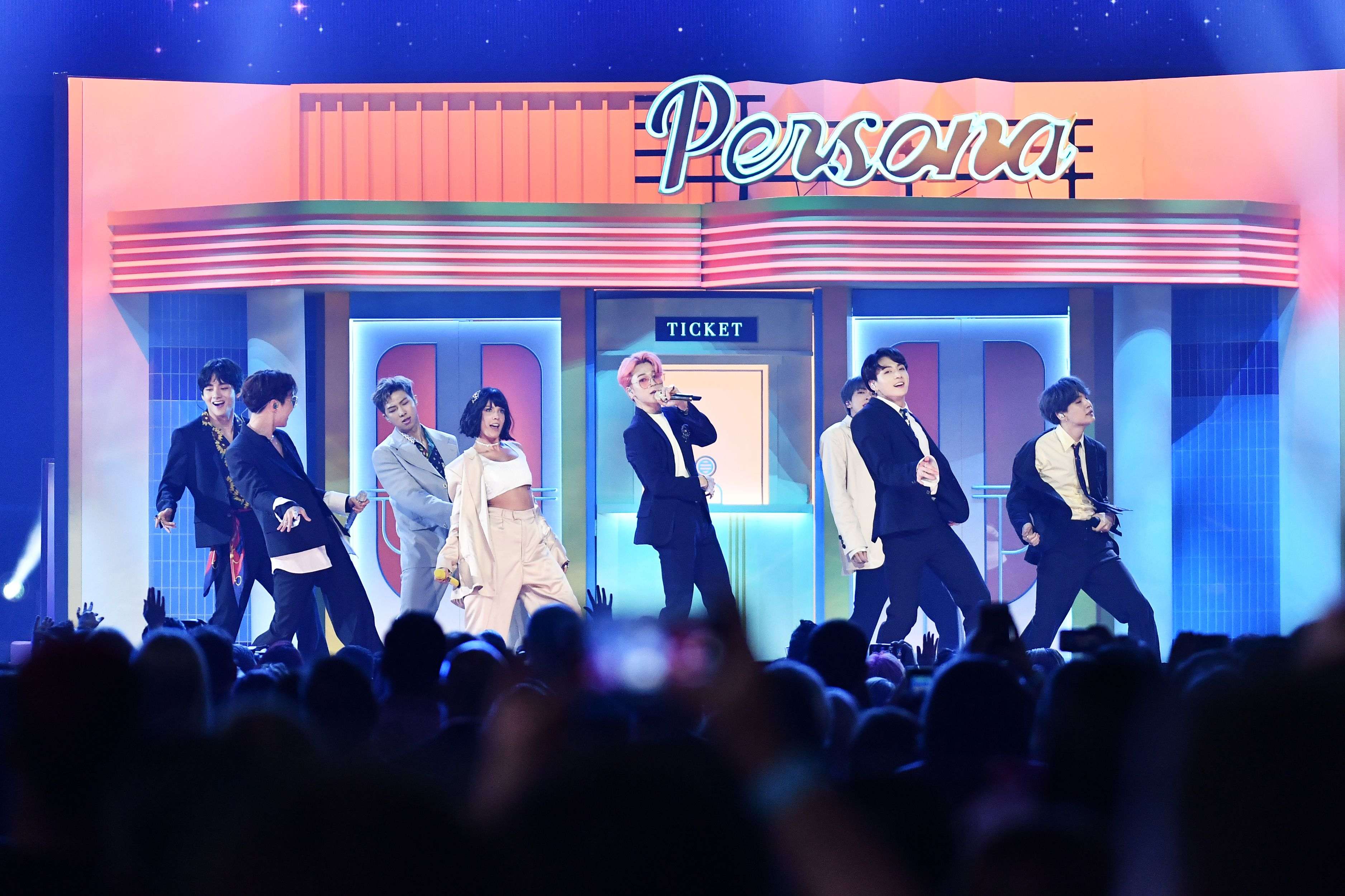 Image result for bts billboards 2019