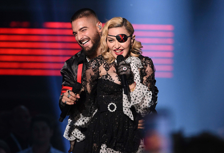 Billboard Music Awards 2019: Madonna, Maluma Perform