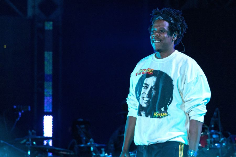 Jay ZSomething in the Water Music Festival, Virginia Beach, United States - 27 Apr 2019