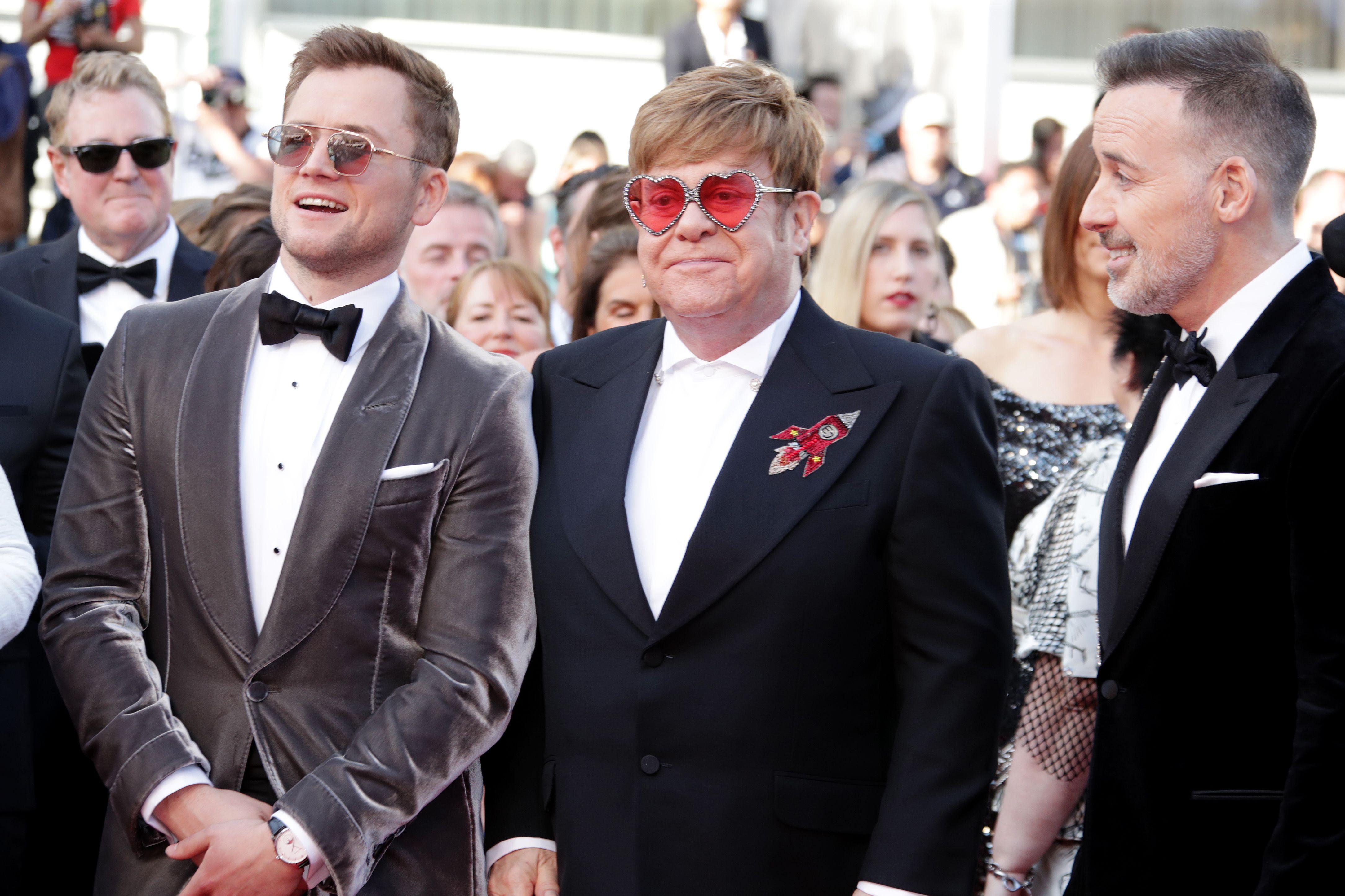 Elton John Pens Article Detailing Biopic's Journey to Big Screen