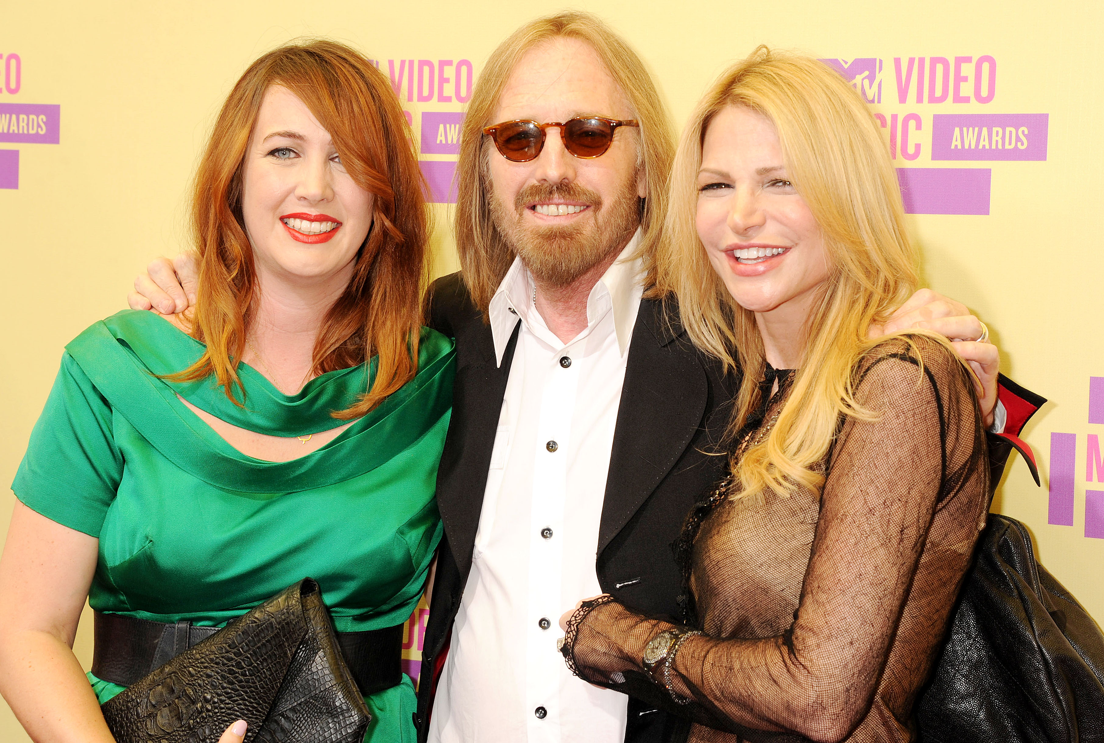 Tom Petty's Daughters File Suit Against Widow in Estate Fight