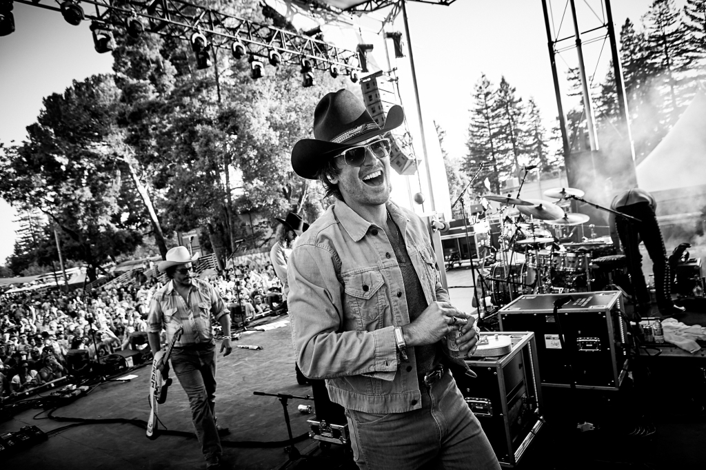 Midland at BottleRock in Napa Valley, CA on May 24th, 2019.
