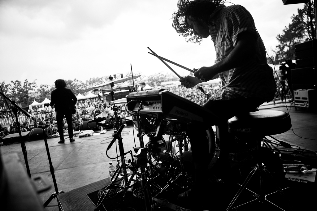 Gang of Youths perform at BottleRock in Napa Valley, CA on May 26th, 2019.