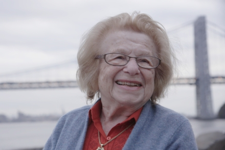 Ask Dr  Ruth': Westheimer on New Documentary About Her Life