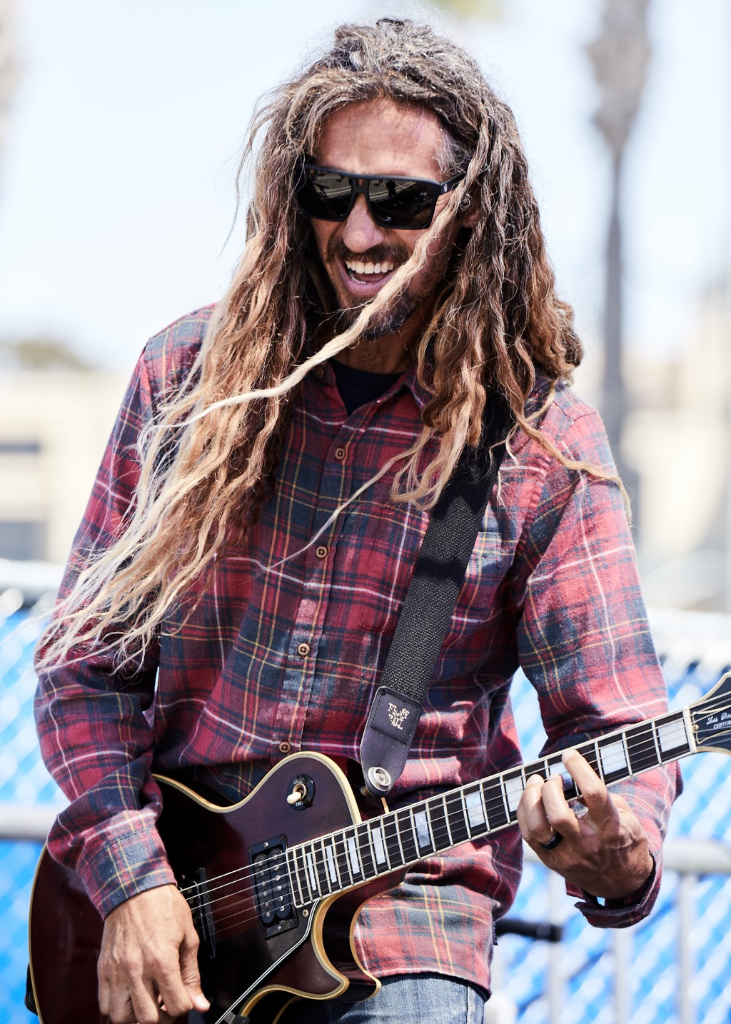 Professional surfer Rob Machado performs at BeachLife Music Festival in Redondo Beach, California on May 3-5th, 2019.