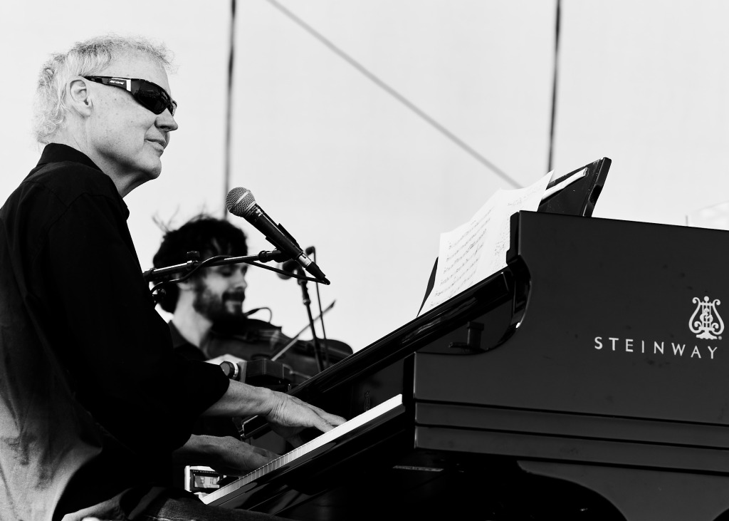 Bruce Hornsby performs at BeachLife Music Festival in Redondo Beach, California on May 3-5th, 2019.