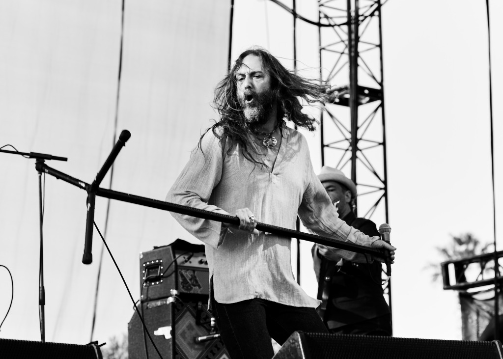 Chris Robinson performs with As the Crow Flies at BeachLife Music Festival in Redondo Beach, California on May 3-5th, 2019.