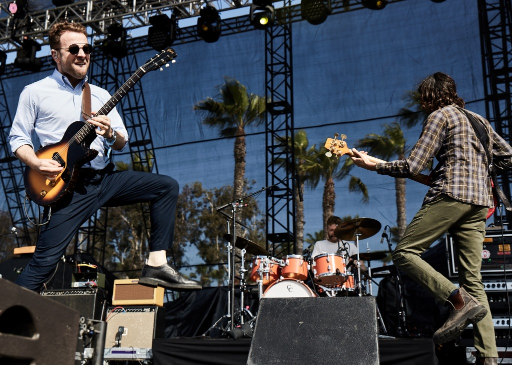 Dawes performs at BeachLife Music Festival in Redondo Beach, California on May 3-5th, 2019.