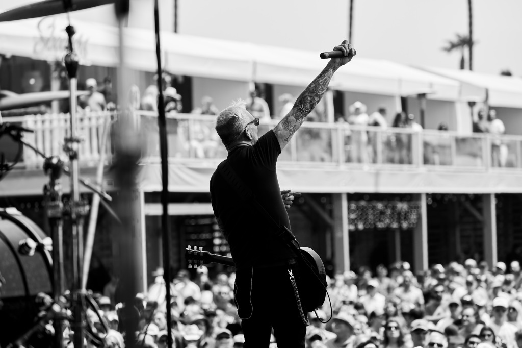 Everclear performs at BeachLife Music Festival in Redondo Beach, California on May 3-5th, 2019.