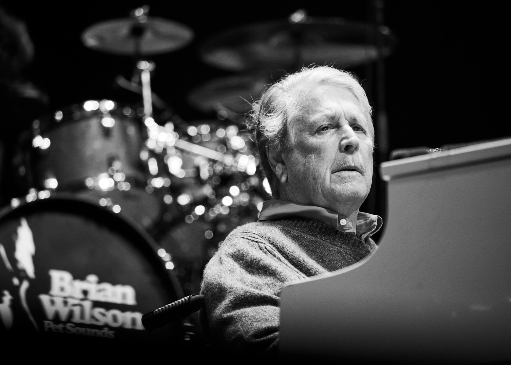 Brian Wilson performs at BeachLife Music Festival in Redondo Beach, California on May 3-5th, 2019.