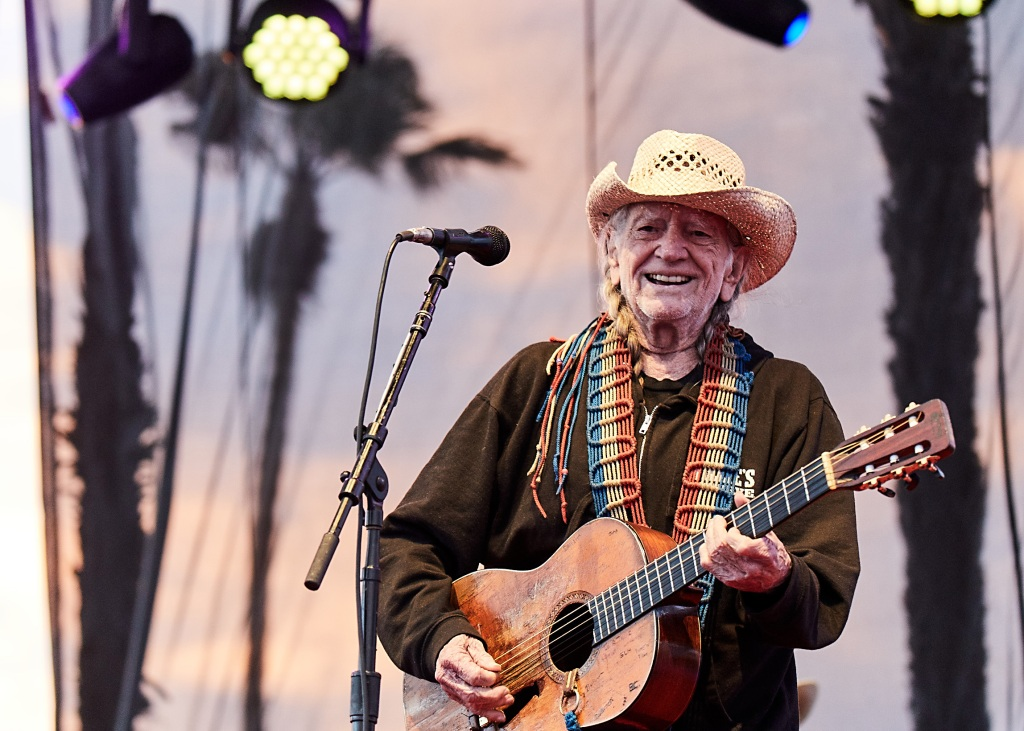 Willie Nelson performs at BeachLife Music Festival in Redondo Beach, California on May 3-5th, 2019.