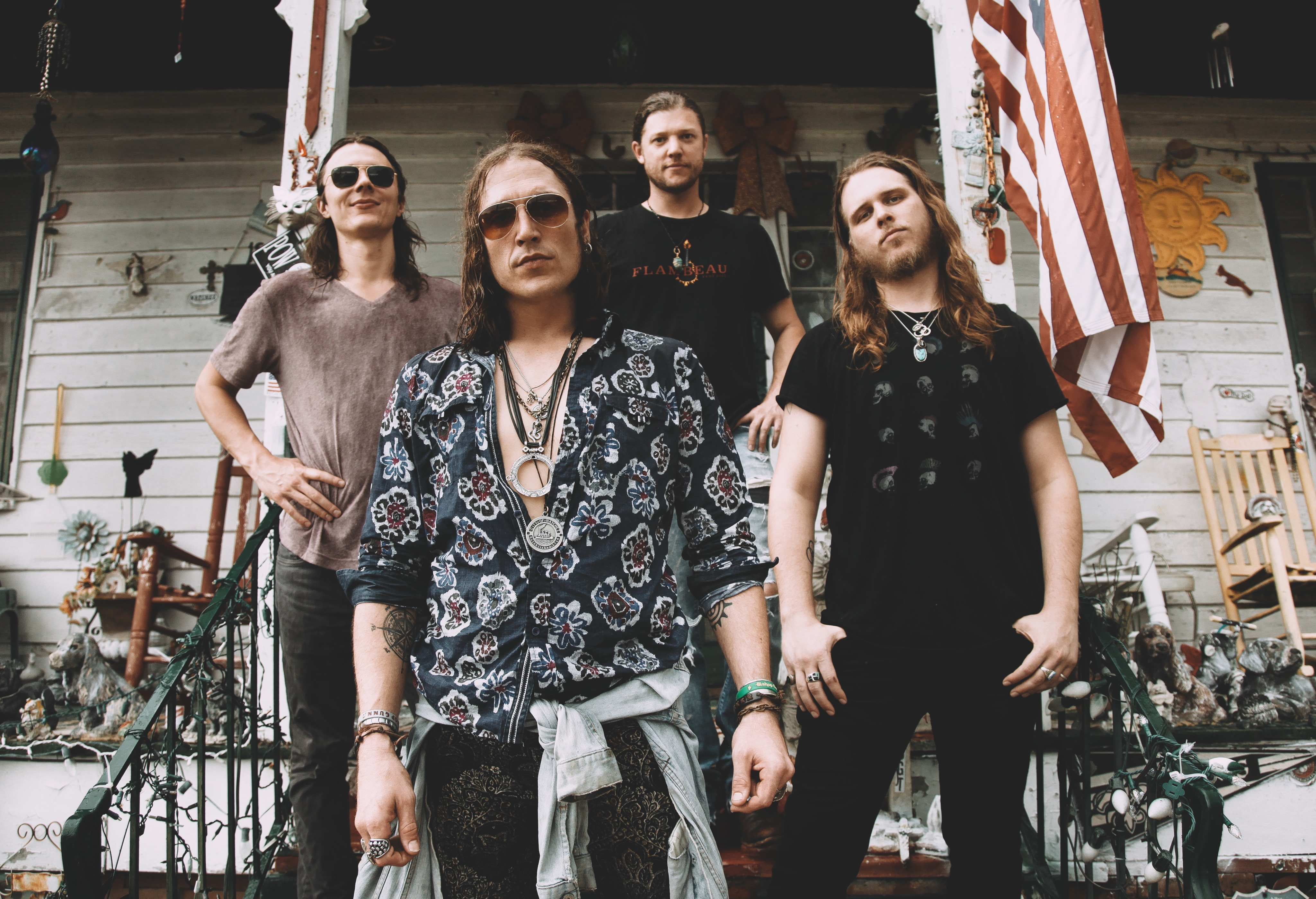 How Bishop Gunn Quietly Became Southern Rock's Must-See New Band