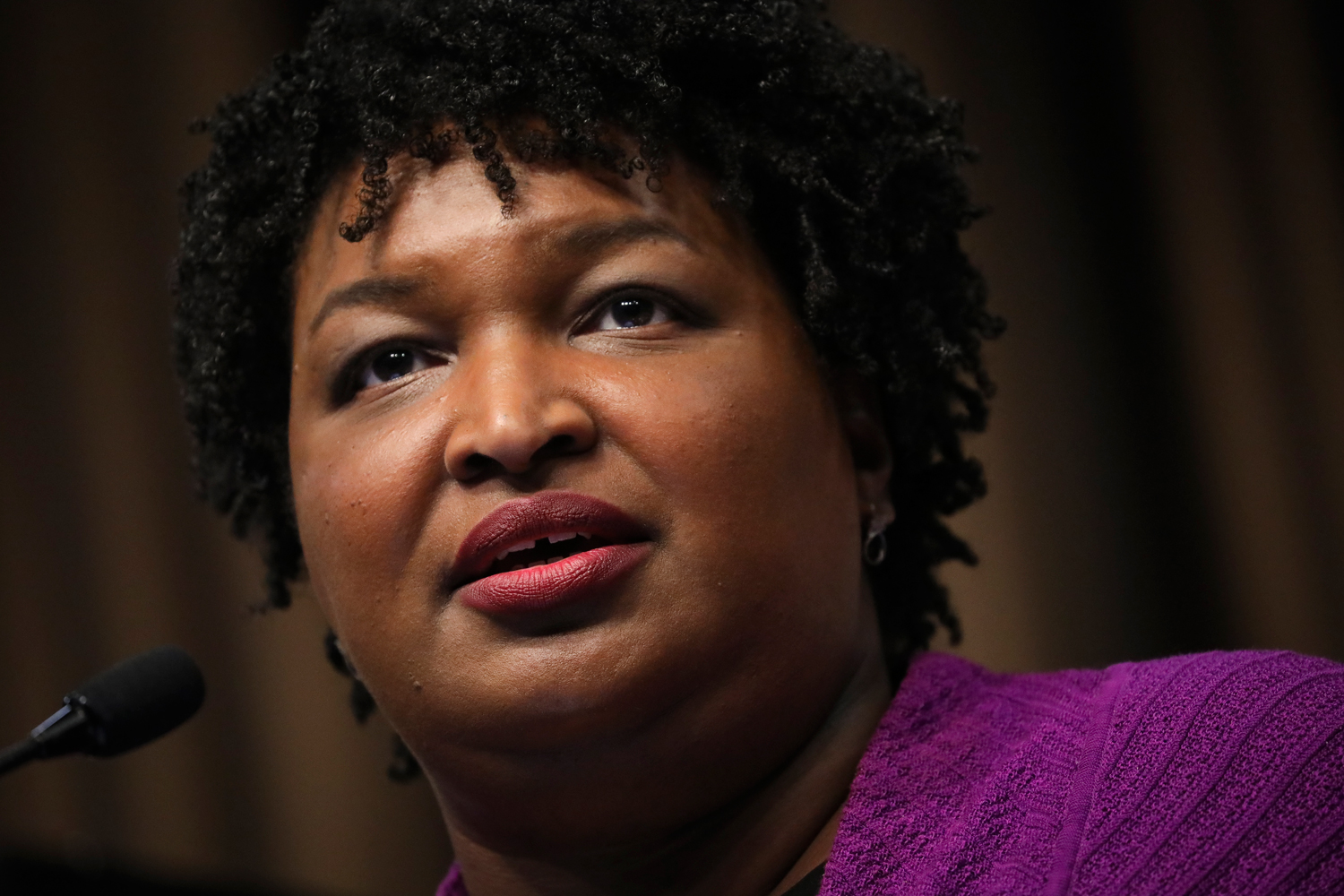 Stacey Abrams Wants Democrats to Fight for Every Vote — Even in the South