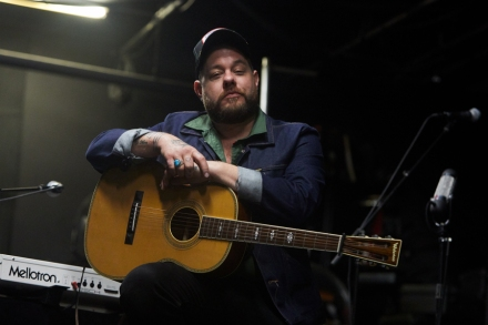 Nathaniel Rateliff Is Here to Help – Rolling Stone