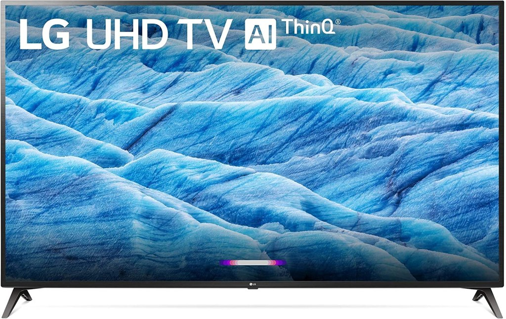 LG 4K smart tv review