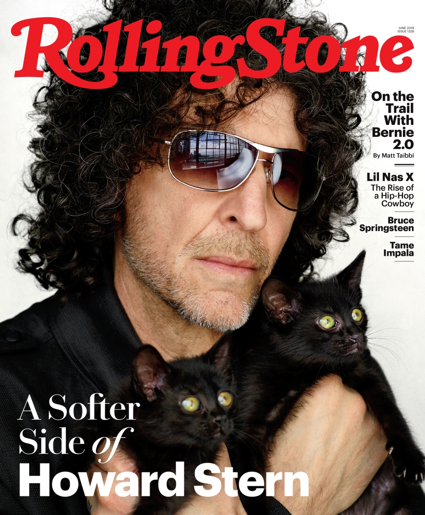 Howard Stern: Rolling Stone Interview, Cover Story – Rolling Stone