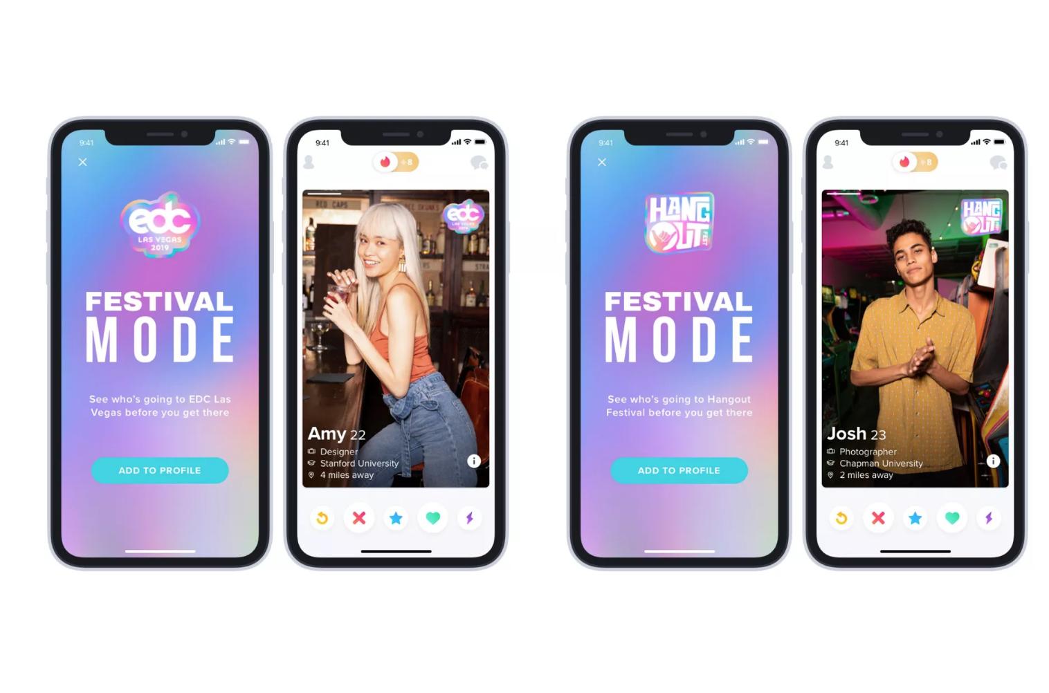 Festival Sex App