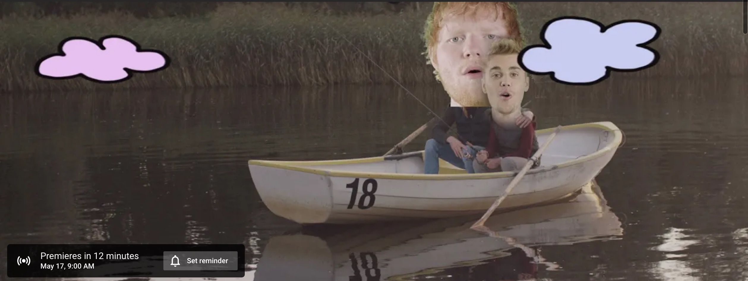 Ed Sheeran, Justin Bieber's Video for 'I Don't Care': Watch