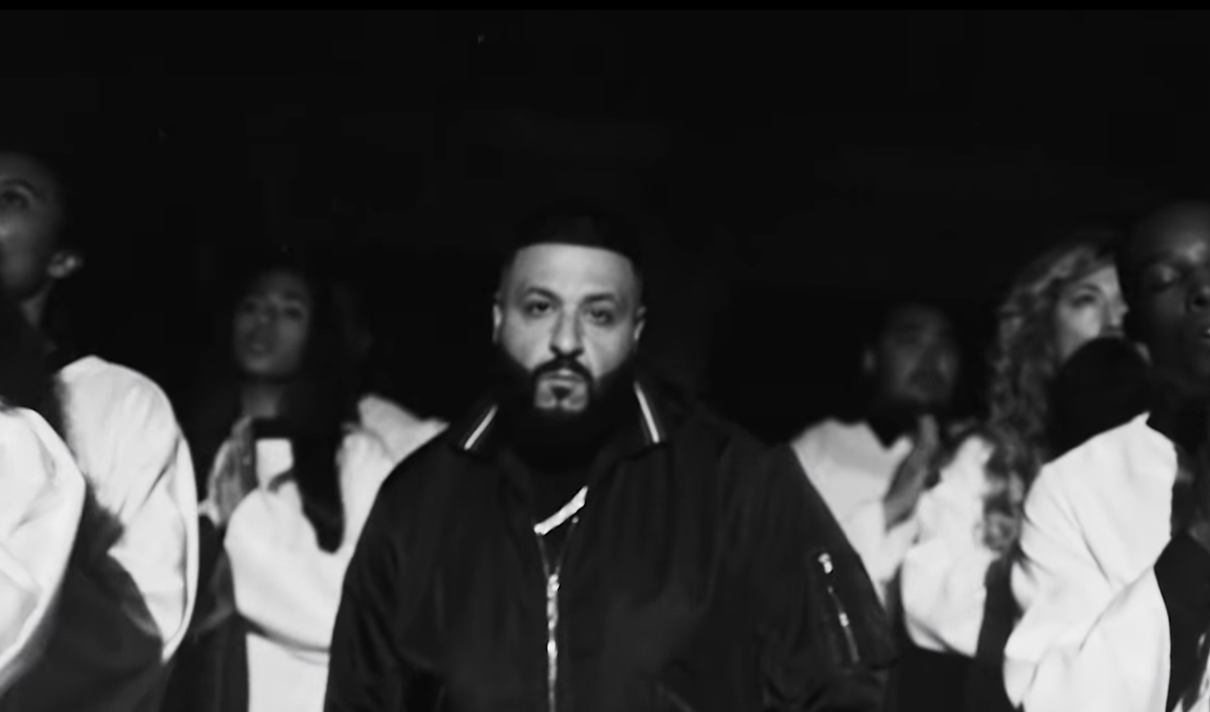 Image result for Watch DJ Khaled Take Meek Mill, Lil Baby to Church in 'Weather the Storm' Video