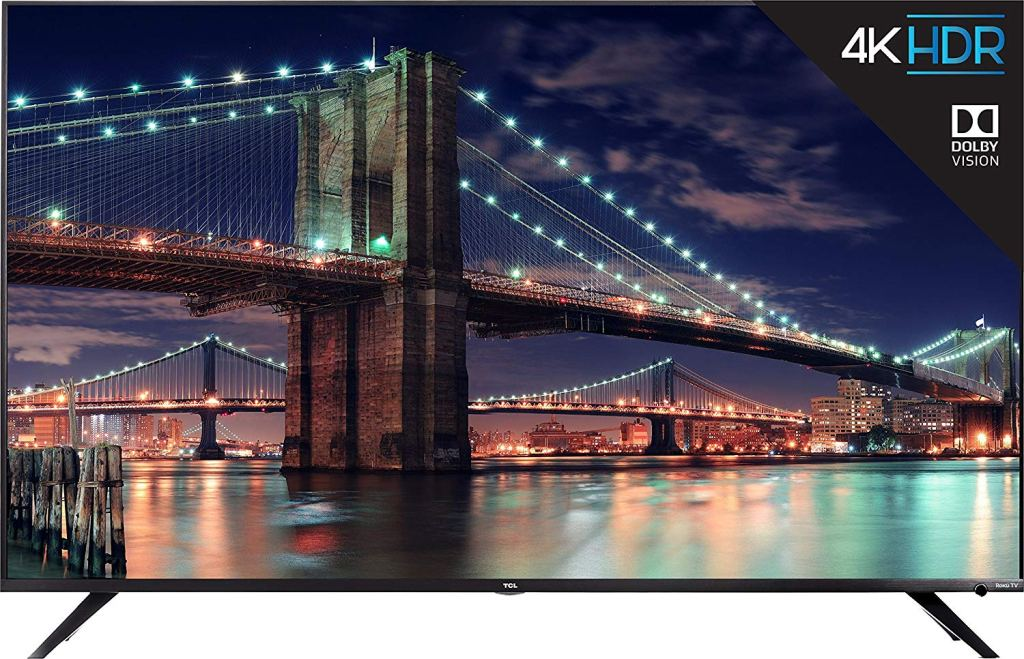 TCL 4k smart tv review
