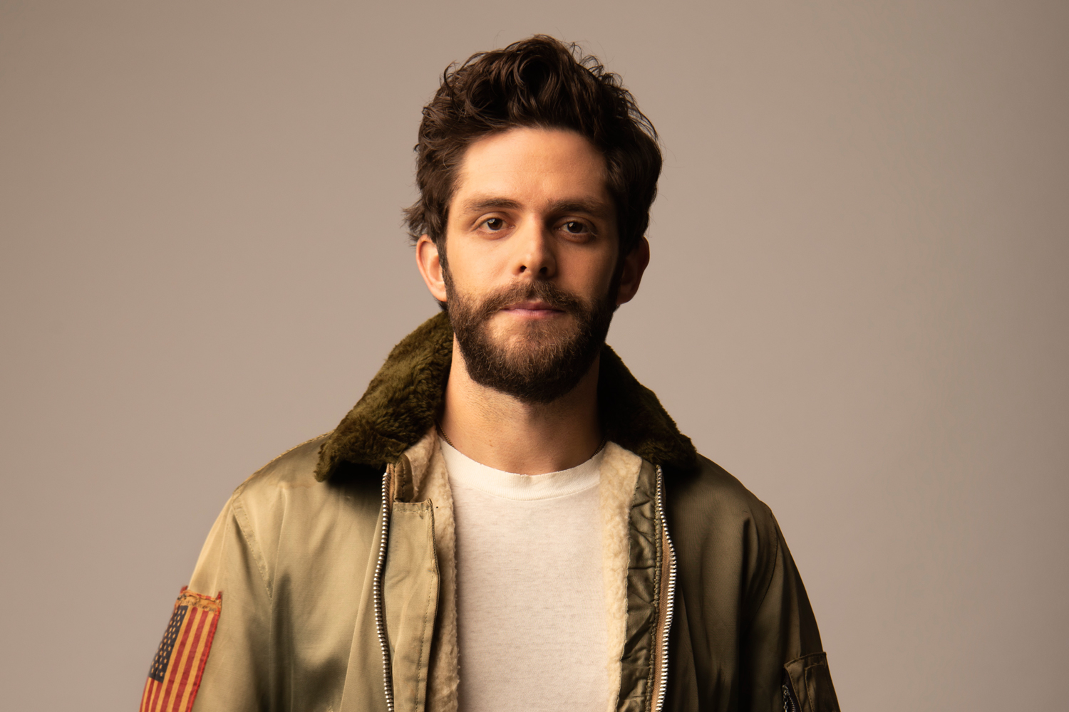Thomas Rhett Is a Perfect Country Gentleman on 'Center Point Road'