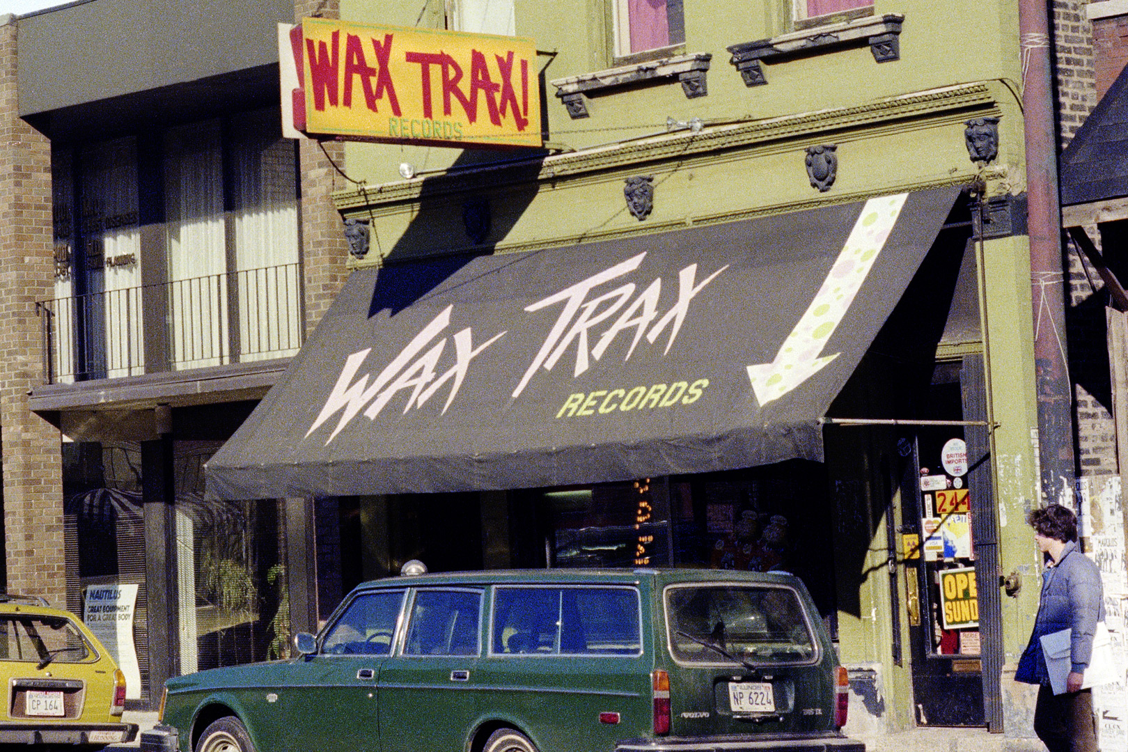 The Rise and Fall of Wax Trax