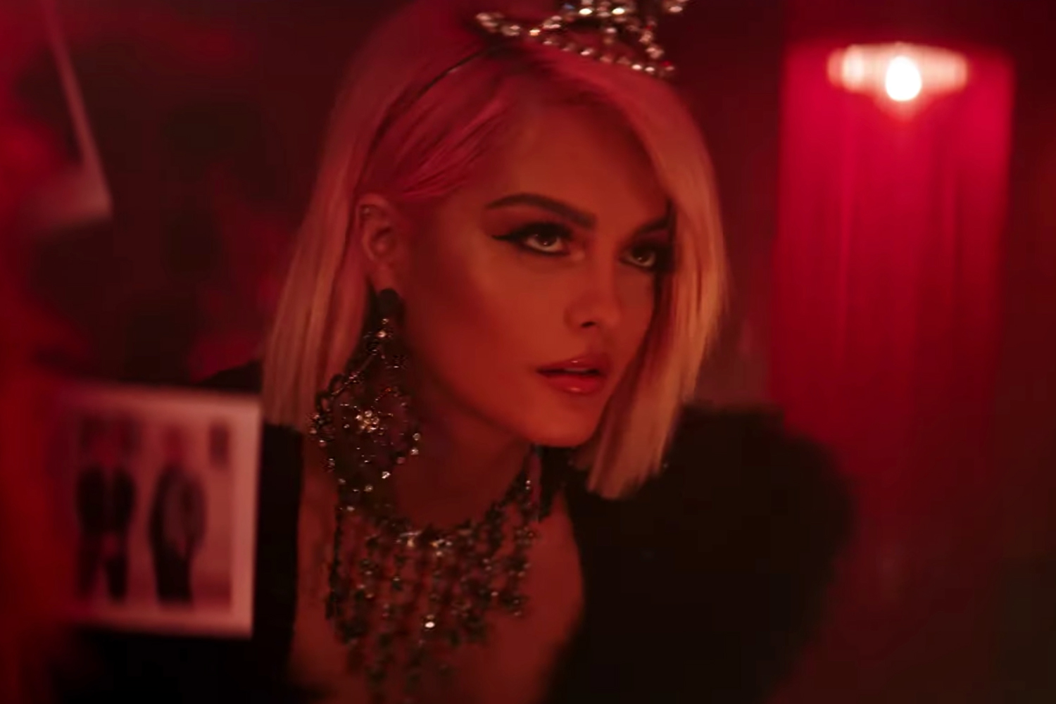 Bebe Rexha Murders the Chainsmokers in 'Call You Mine' Video