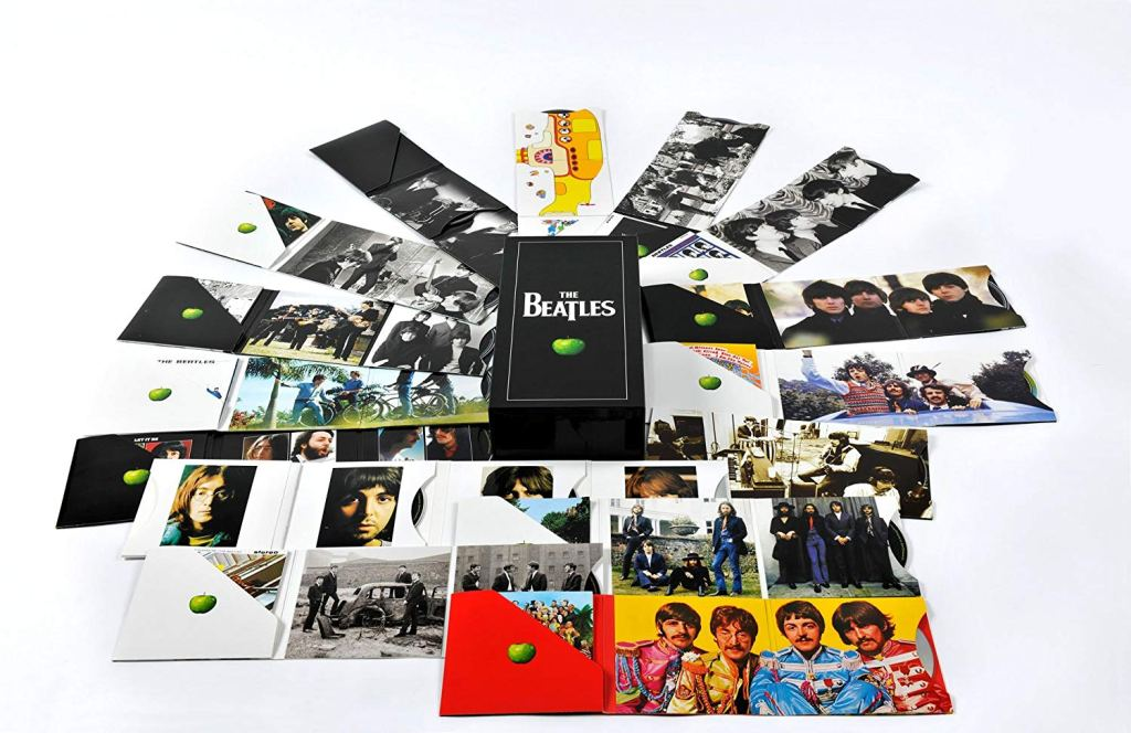 the beatles box set cd dvd vinyl