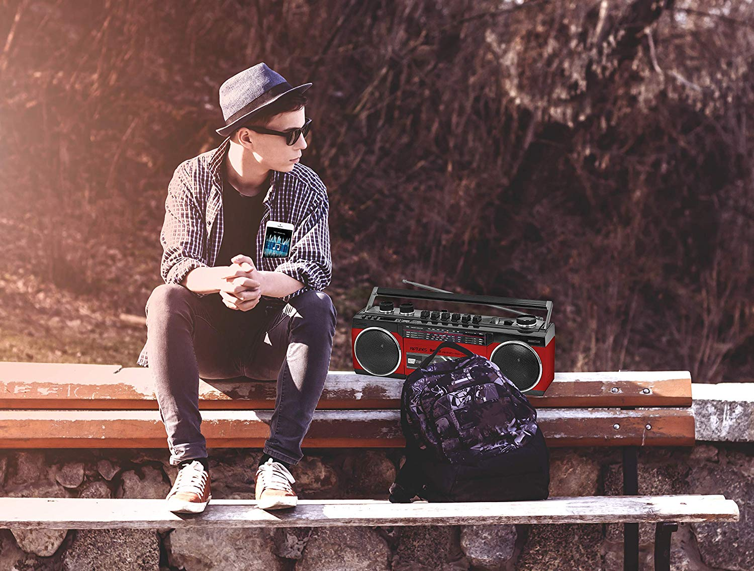 Best Boomboxes: Modern Cassette Players With Bluetooth