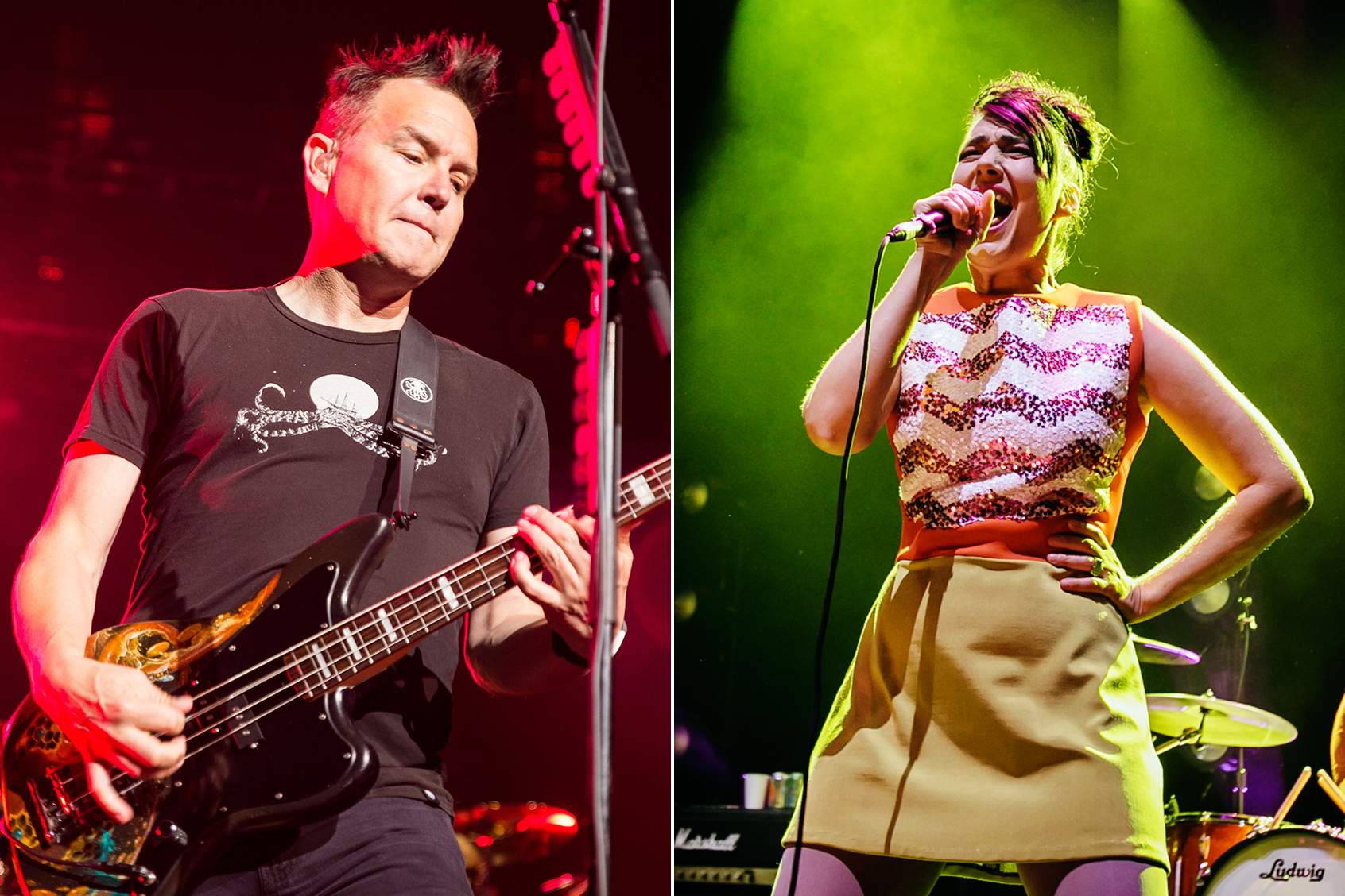 Riot Fest Announces 2019 Lineup With Blink-182, Bikini ...
