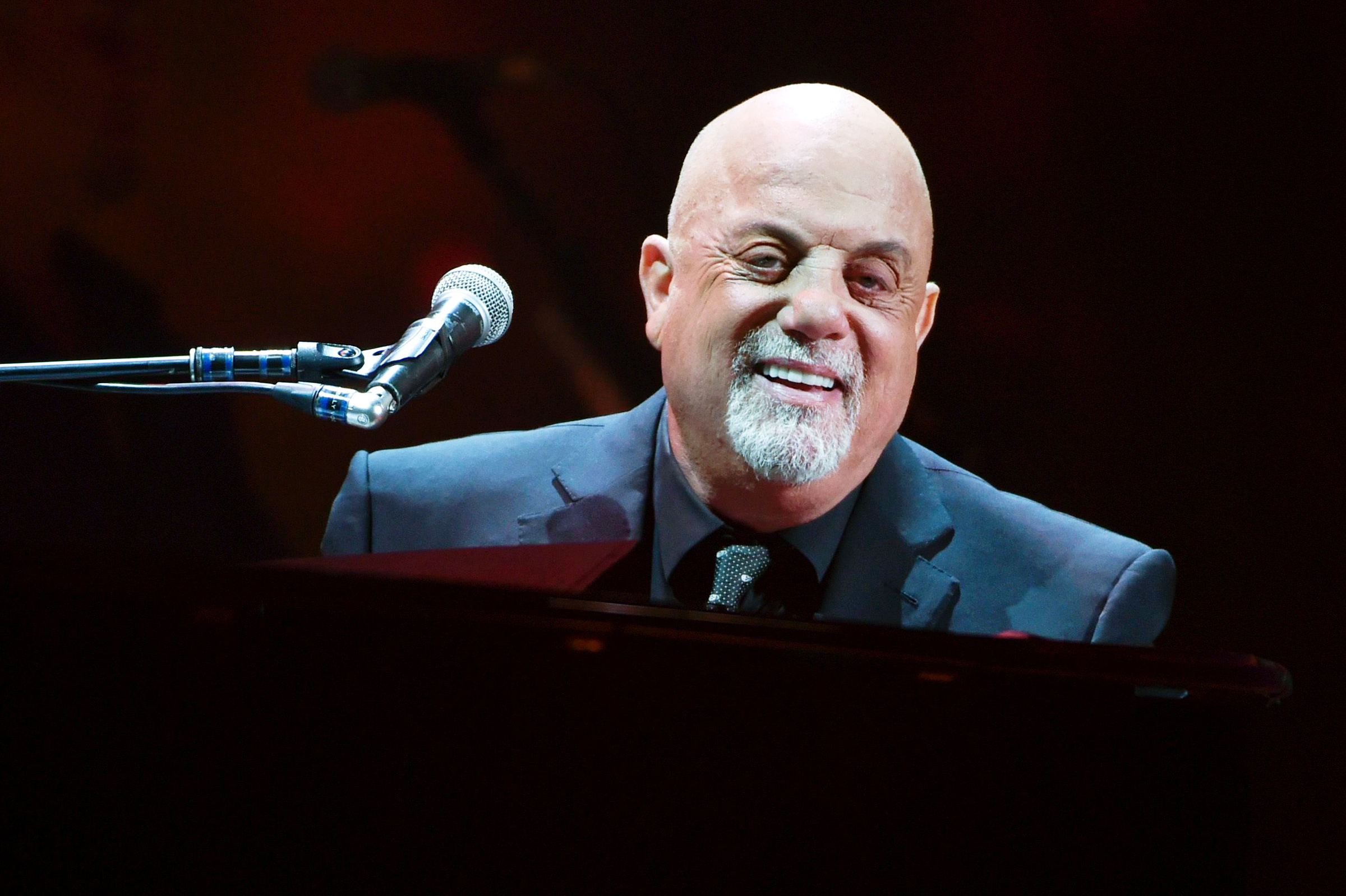 Hear Billy Joel Talk About Turning 70, Making 'The Stranger' and More