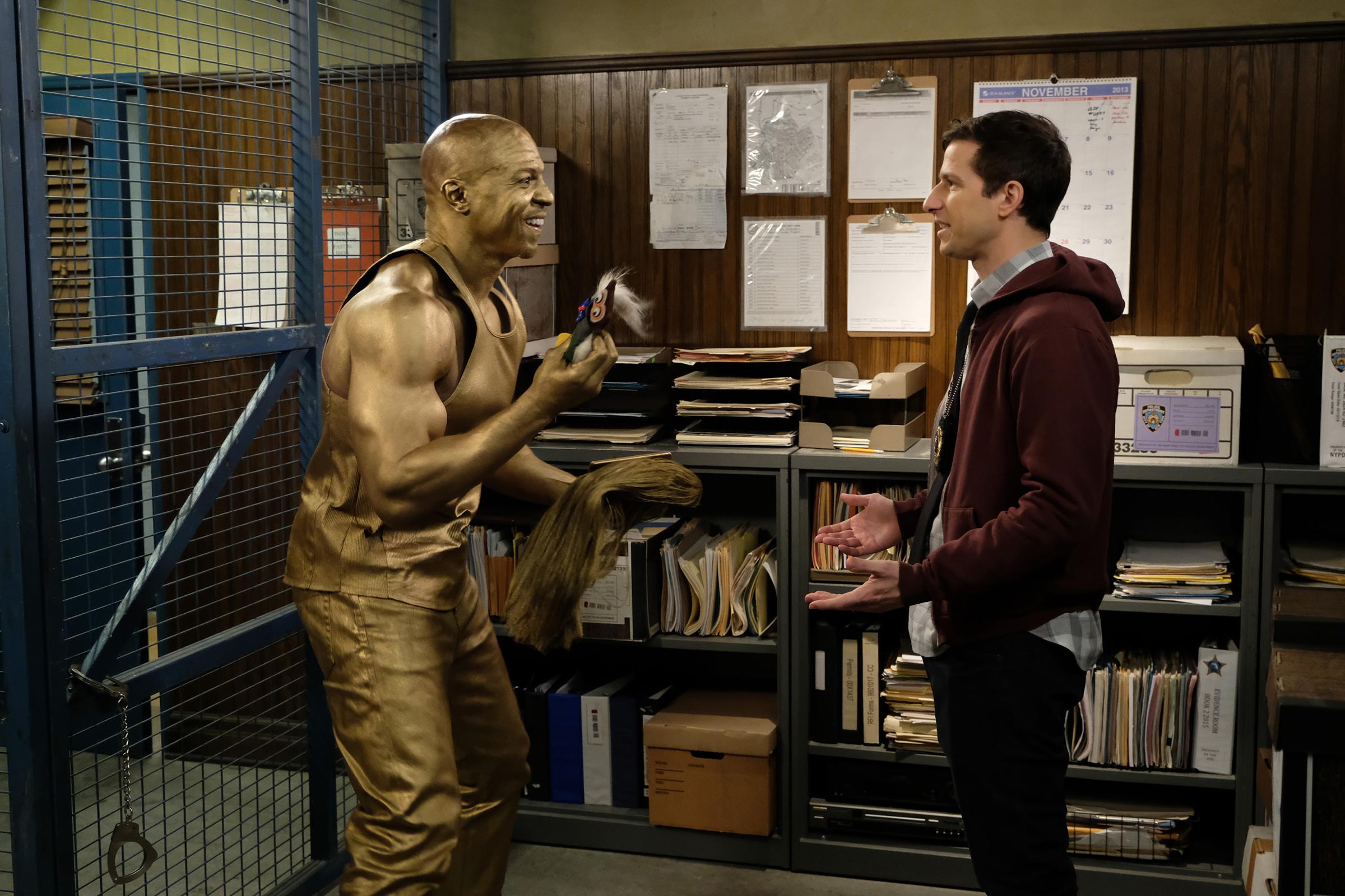 Brooklyn Nine-Nine' Recap: Tricks and ...