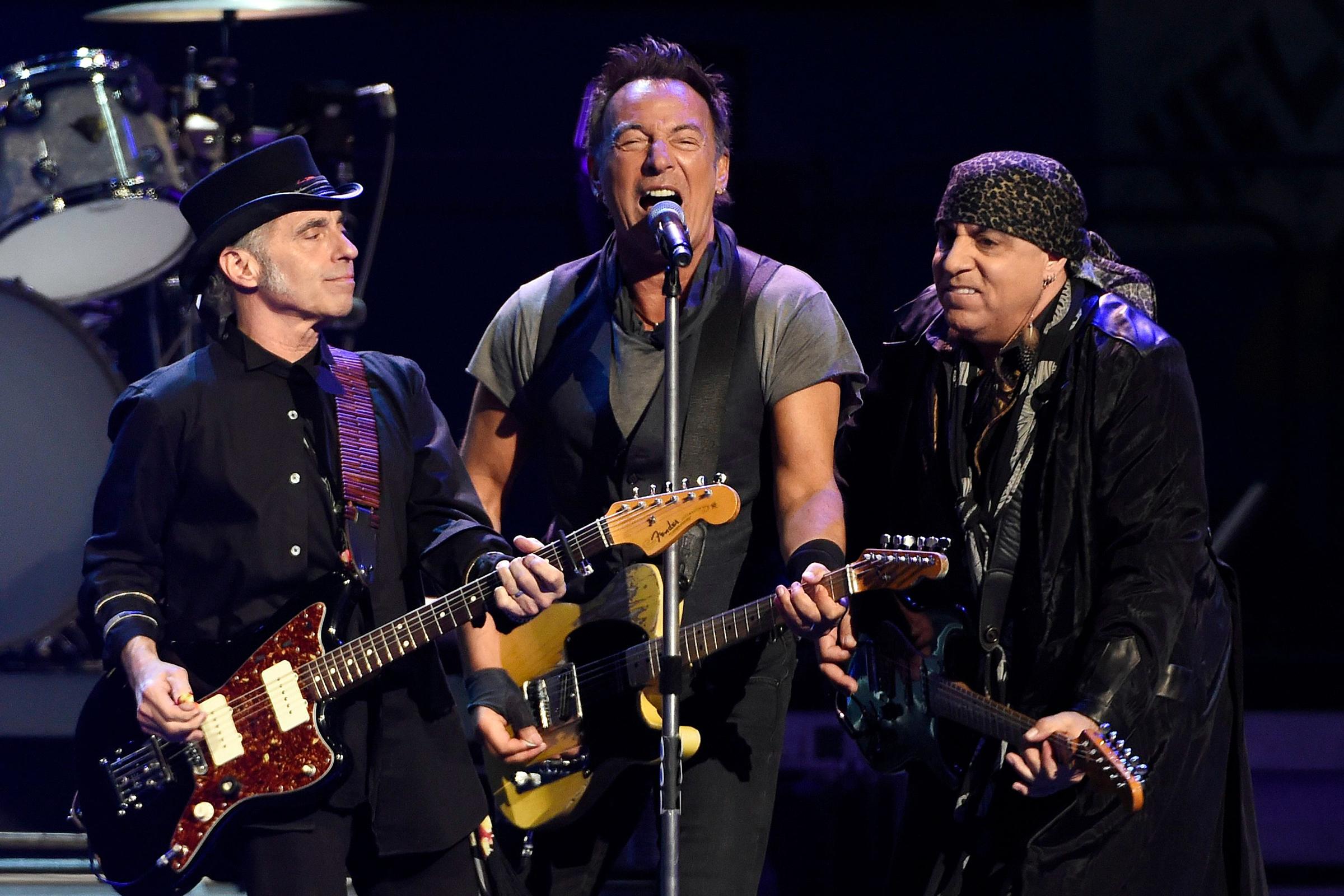 Bruce Springsteen Tour Europa 2019