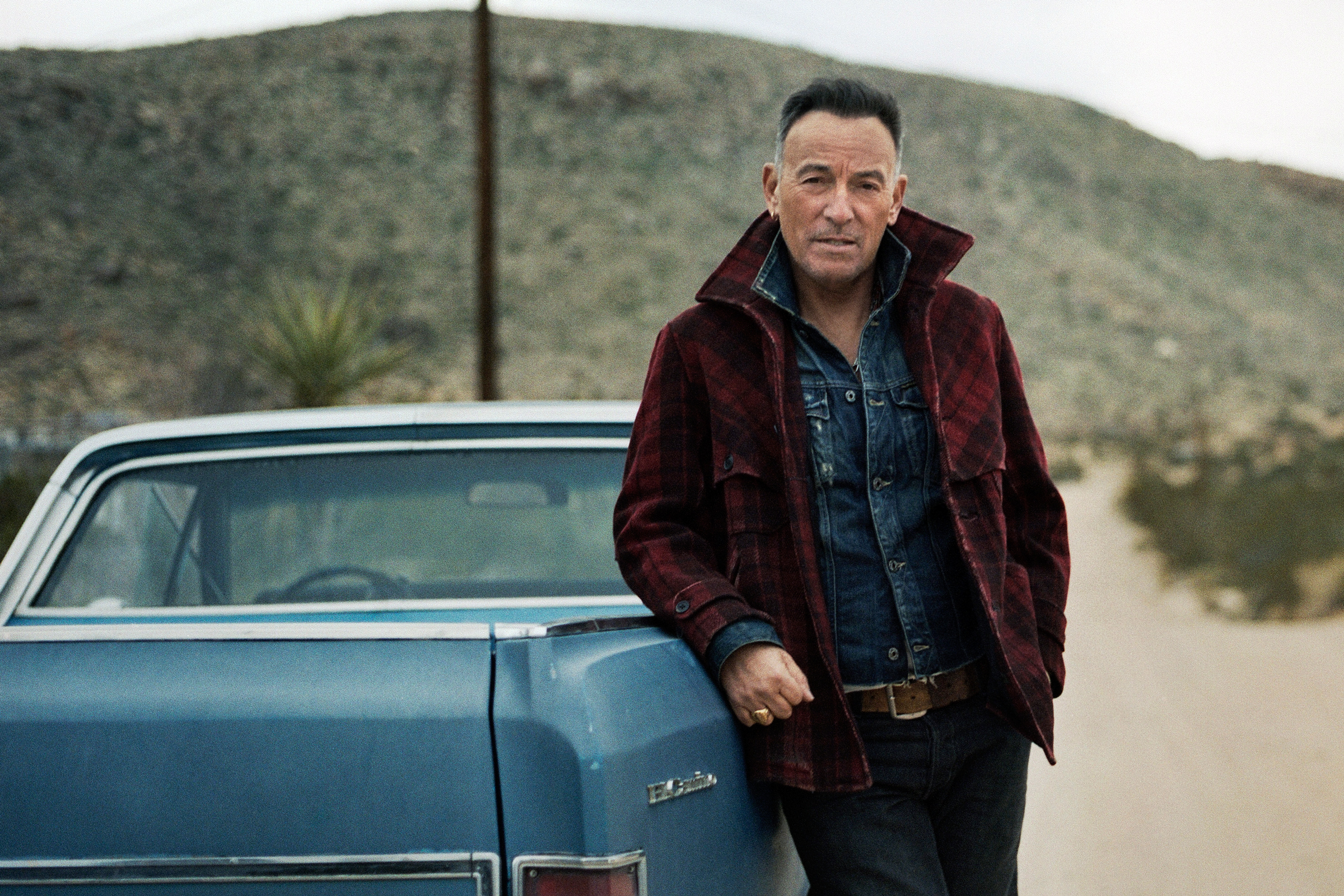 Hear Bruce Springsteen's Lush New Song 'There Goes My Miracle'