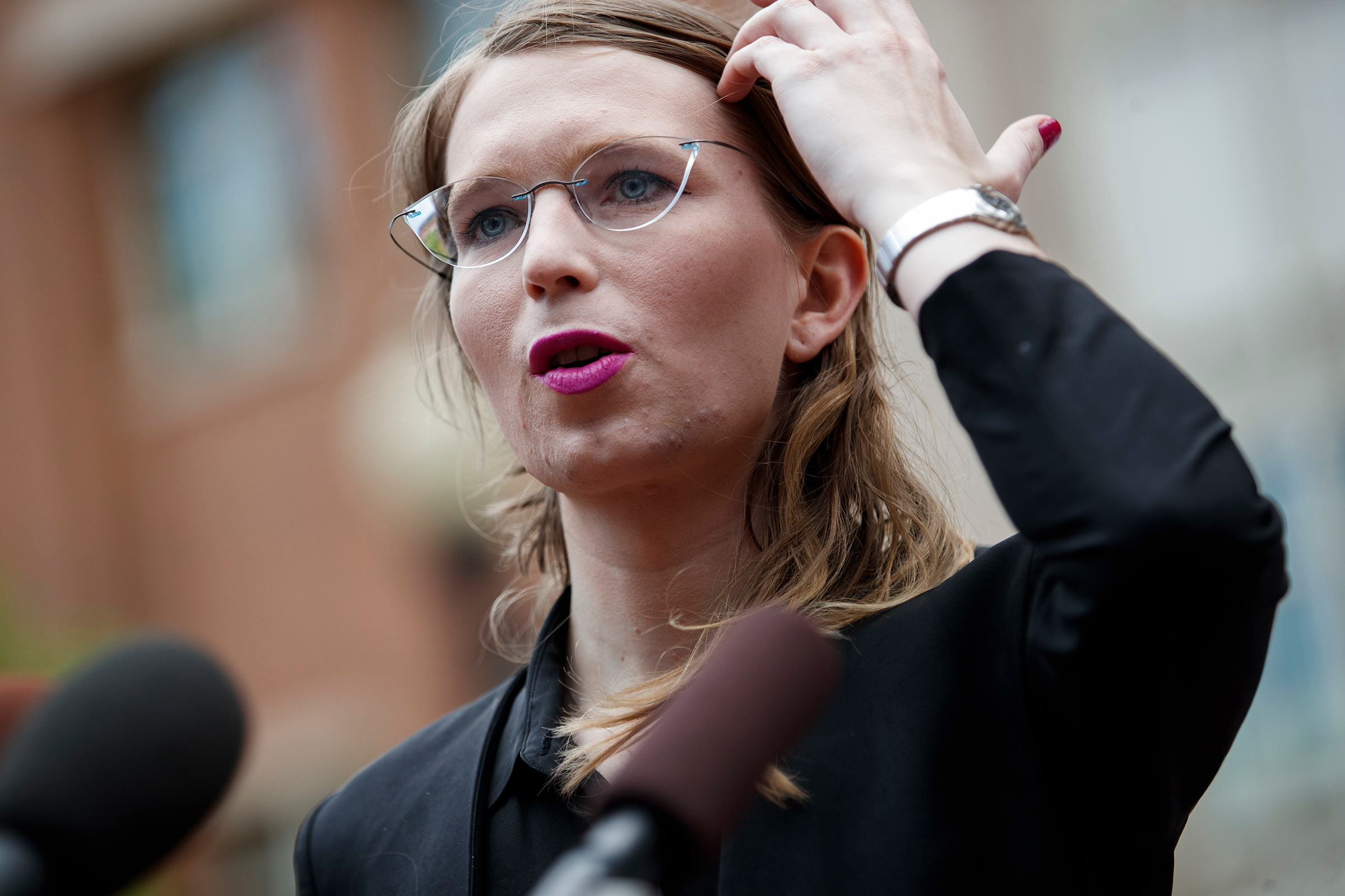 Chelsea Manning Jailed Again After Refusing to Testify in WikiLeaks Grand Jury