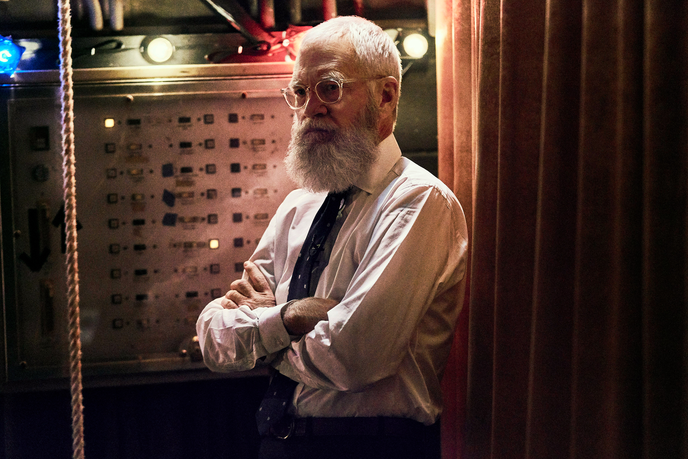 David Letterman's Interview Series Returning to Netflix