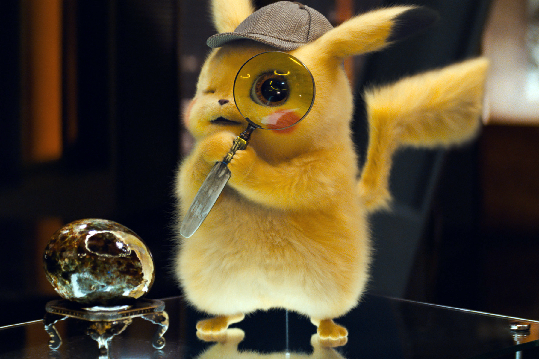cd0380a59 'Detective Pikachu' is the 'Citizen Kane' of Pokémon Content – Rolling Stone