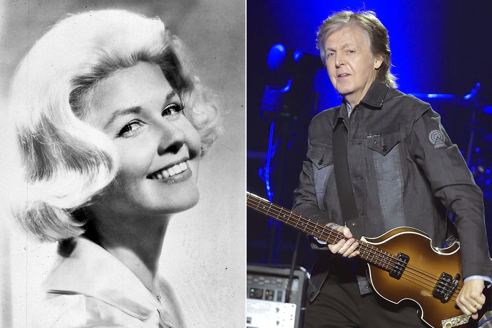Paul McCartney on Doris Day: 'She Was a True Star' – Rolling