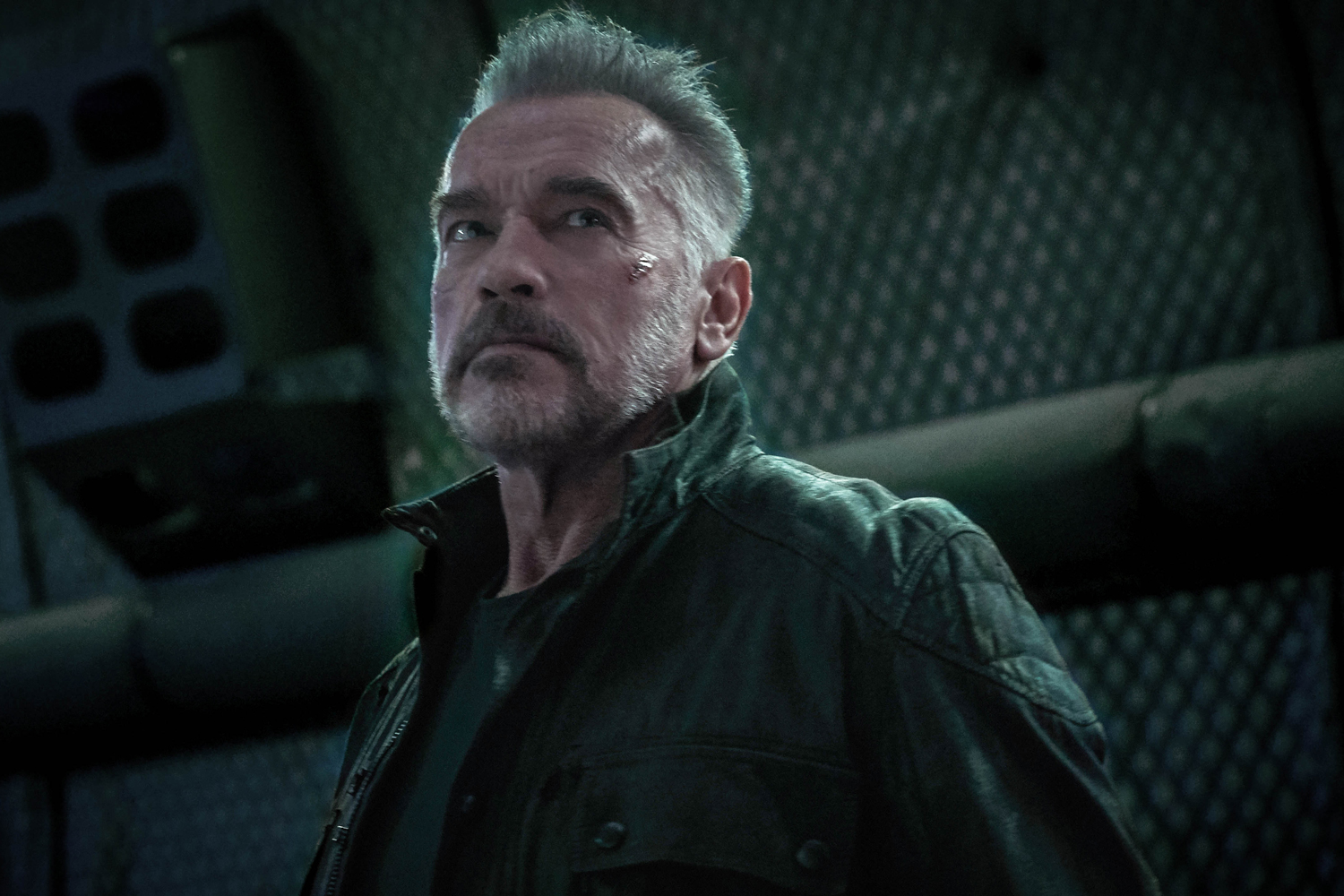 """Arnold Schwarzenegger stars in Skydance Productions and Paramount Pictures' """"TERMINATOR: DARK FATE."""""""