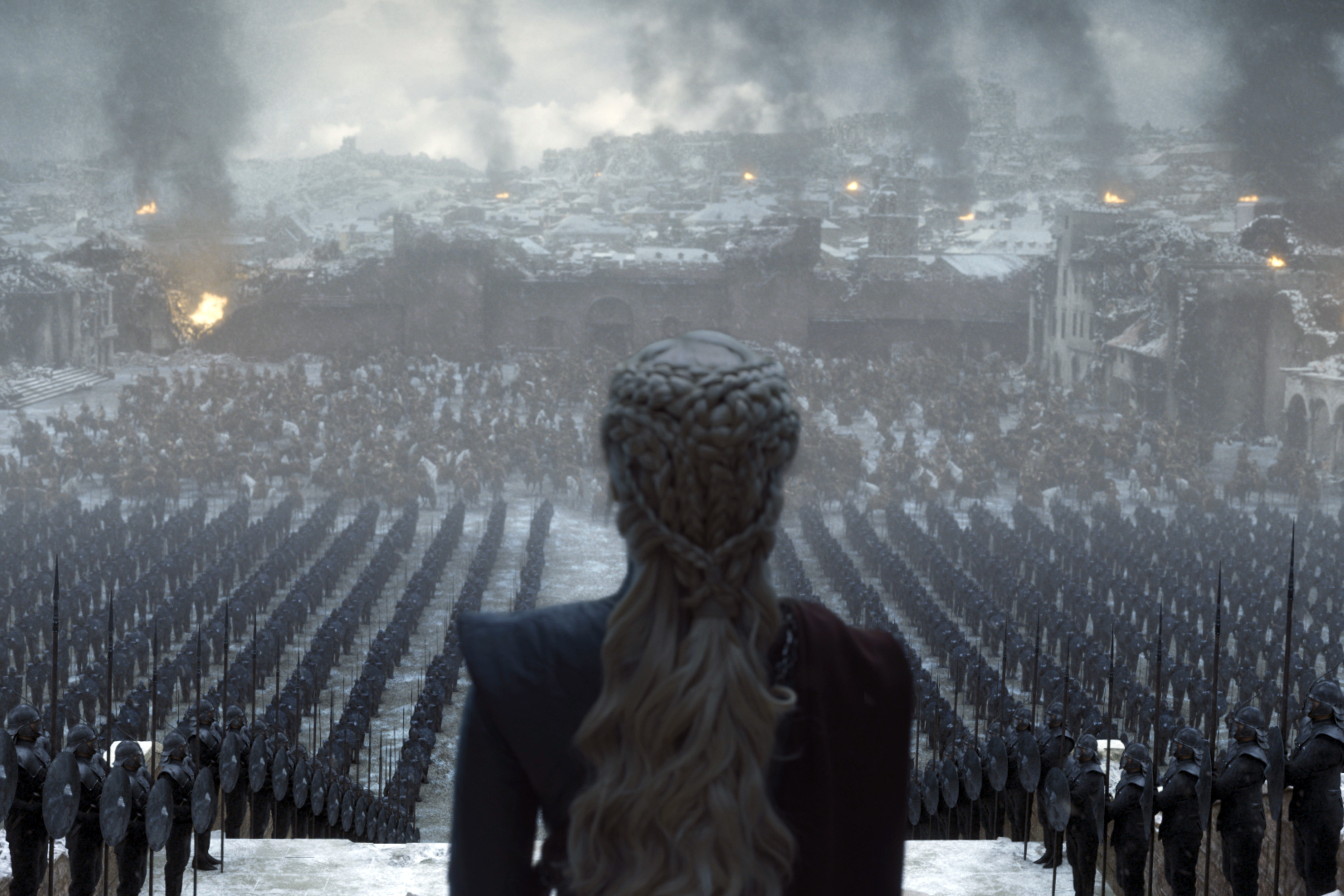 'Game of Thrones' Series Finale Recap: Ashes to Ashes