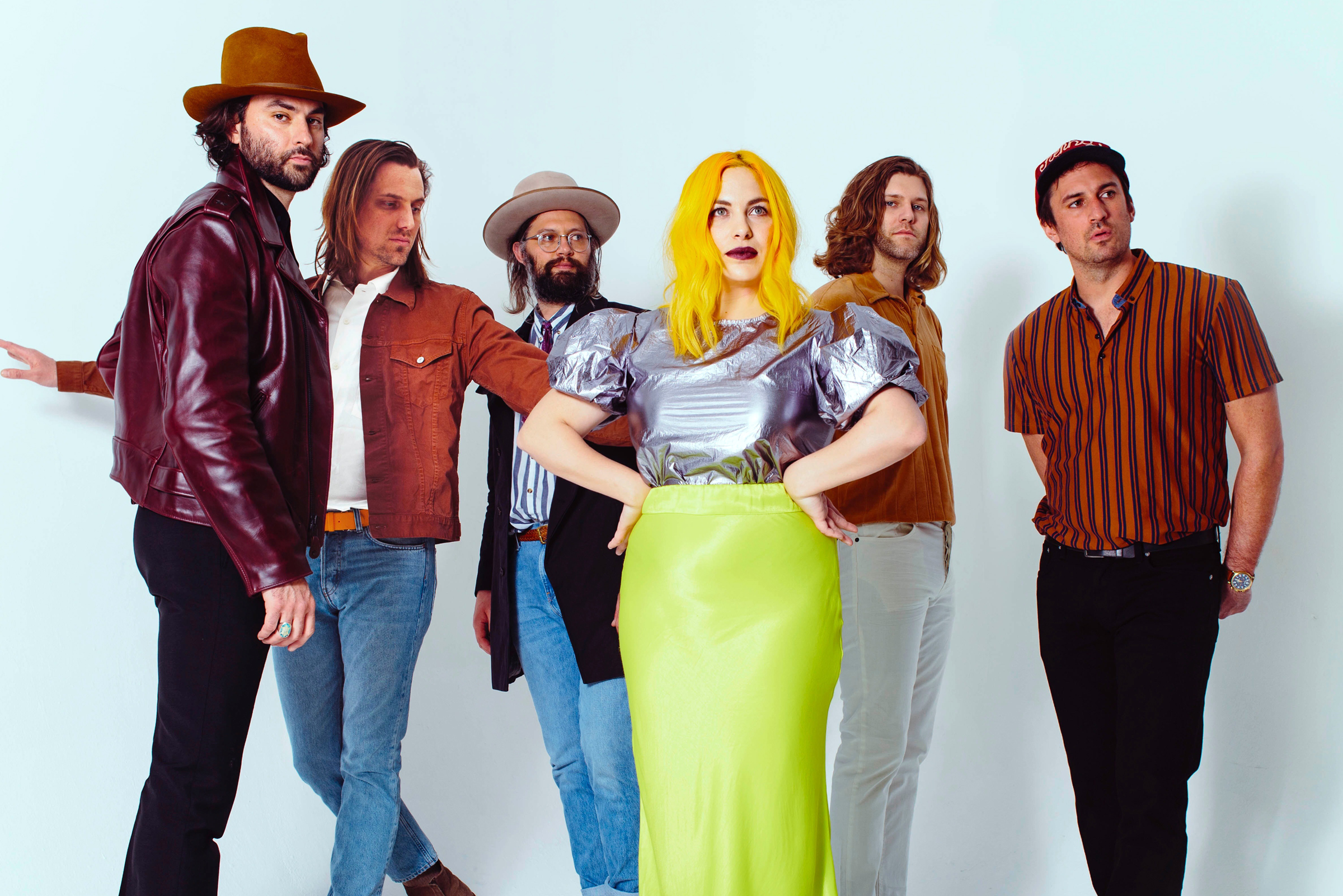 The Head and the Heart Chase Big Pop-Rock Dreams on 'Living Mirage'