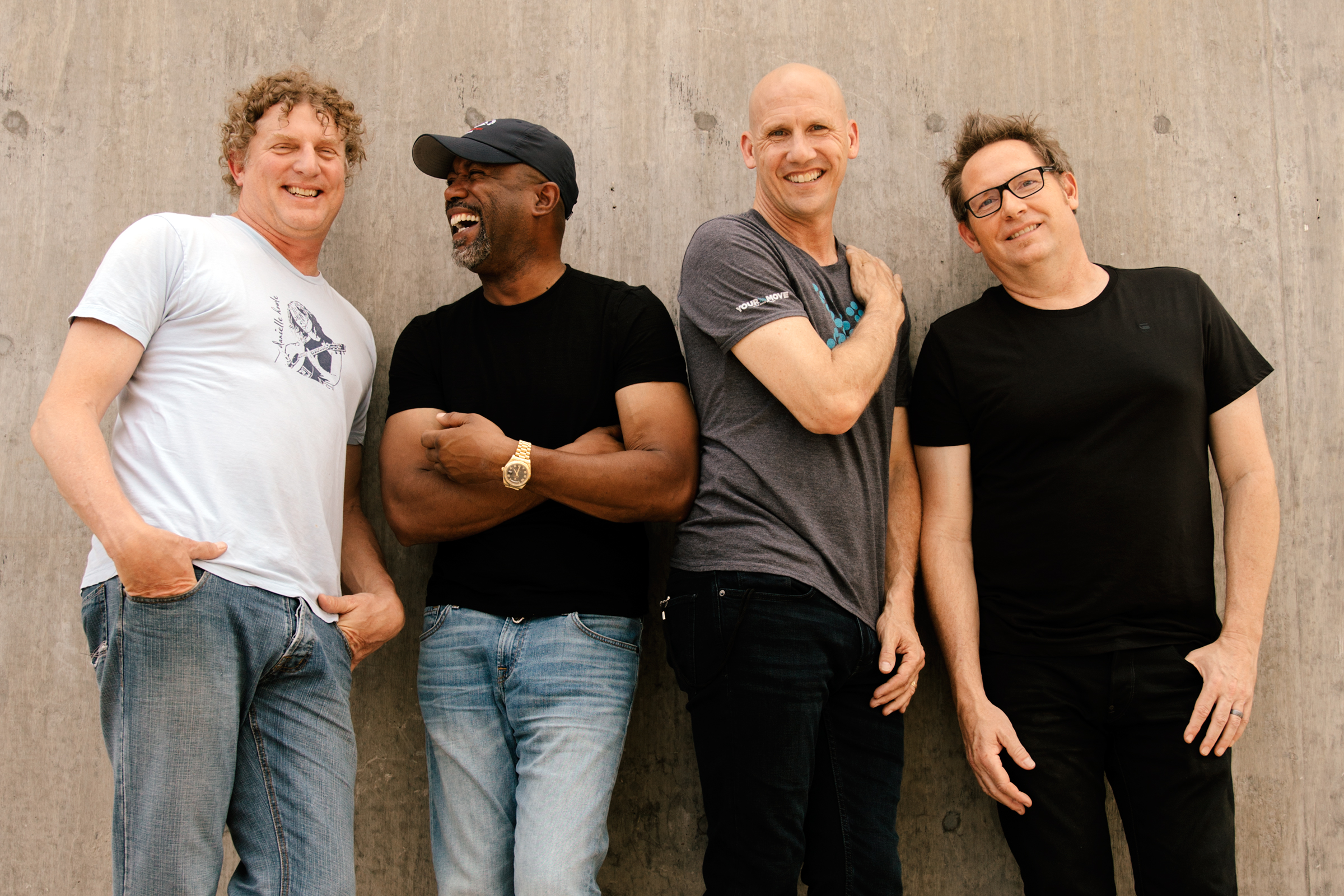 How Hootie and the Blowfish Embraced Their Past for One of Summer's Biggest Tours