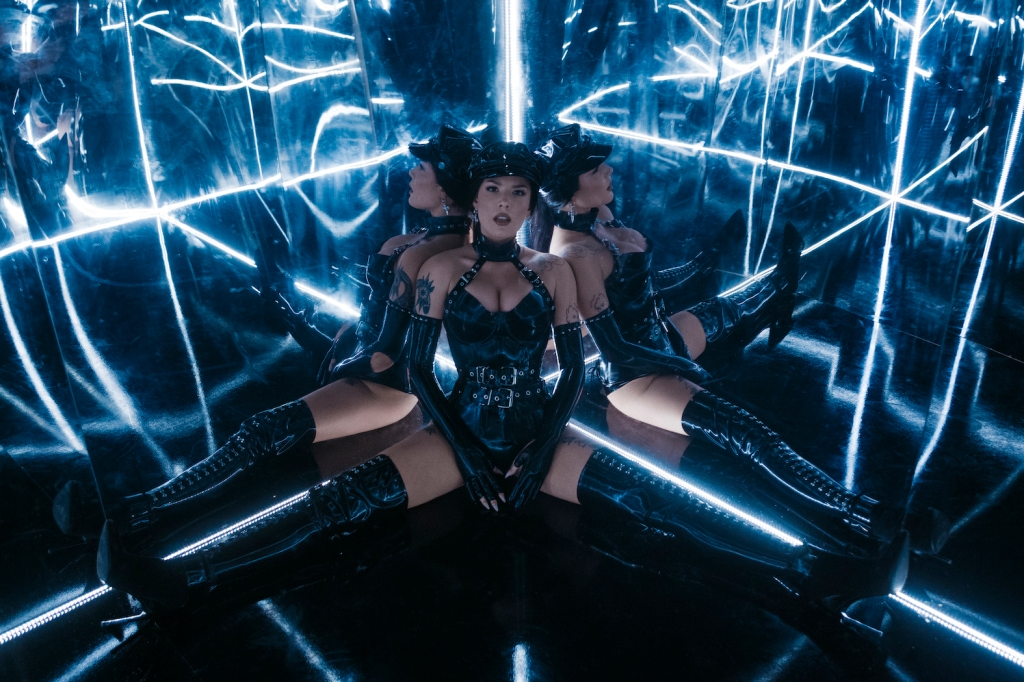 Watch Halsey Get Fired Up in 'Nightmare' Music Video