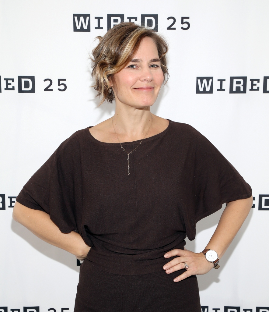 SAN FRANCISCO, CA - OCTOBER 15: Jennifer Pahlka attends WIRED25 Summit: WIRED Celebrates 25th Anniversary With Tech Icons Of The Past & Future on October 15, 2018 in San Francisco, California. (Photo by Phillip Faraone/Getty Images for WIRED25 )