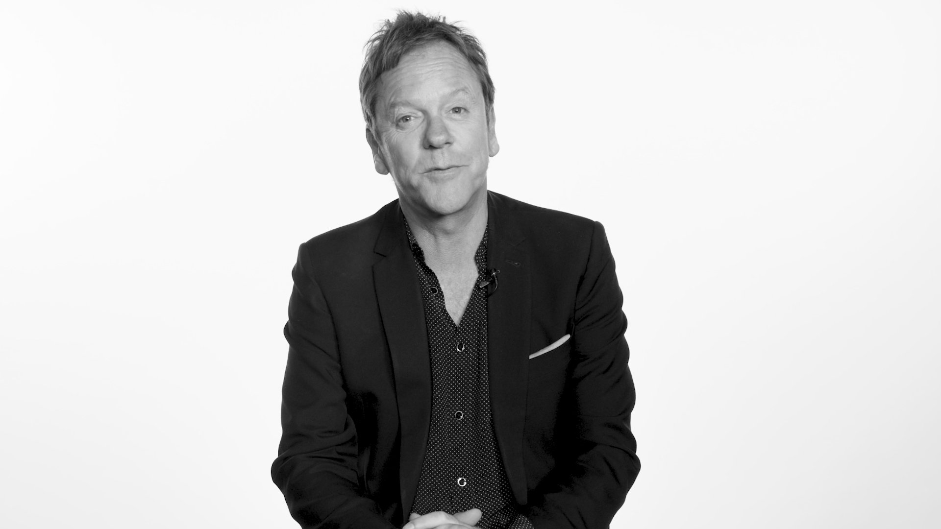The First Time: Kiefer Sutherland