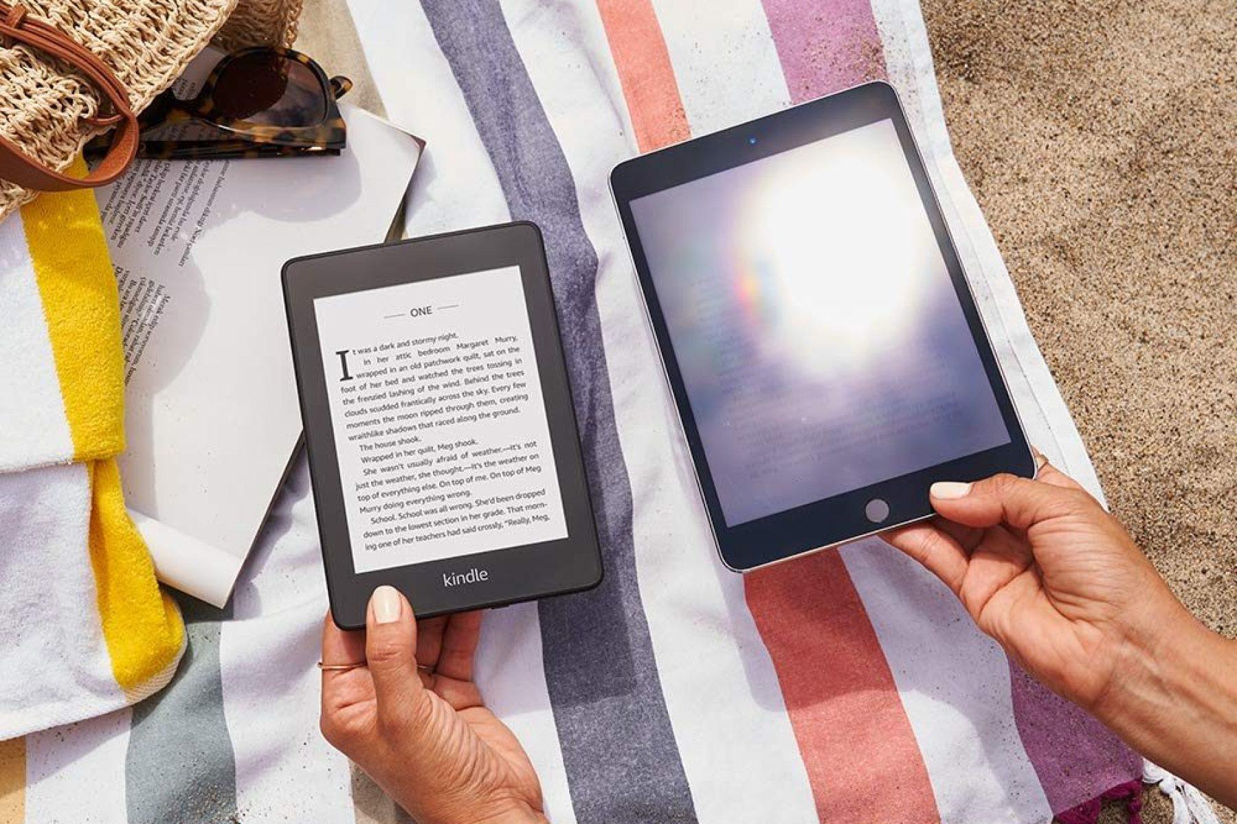 Kā izvēlēties sev piemērotāko e-grāmatu lasītāju?